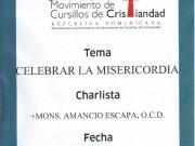 Celebrar la Misericordia