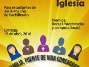 XIX Concurso Historia de la Iglesia