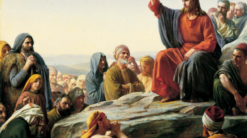 Lecturas de hoy Domingo 7º del Tiempo Ordinario – Ciclo A