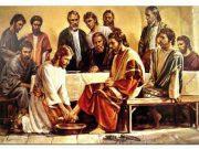 Lecturas de hoy Jueves Santo