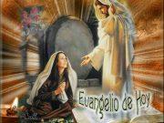 Lecturas de hoy Martes de la Octava de Pascua