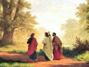 Lecturas de hoy Domingo 3º de Pascua – Ciclo A