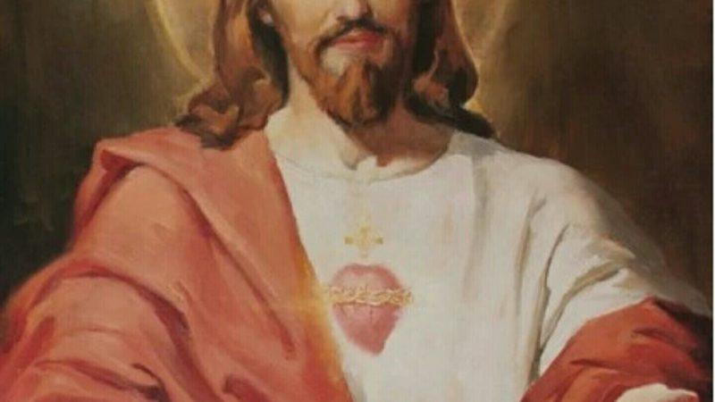 Lecturas de hoy Sagrado Corazón de Jesús