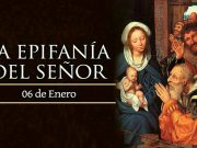 Lecturas de hoy Epifanía del Señor
