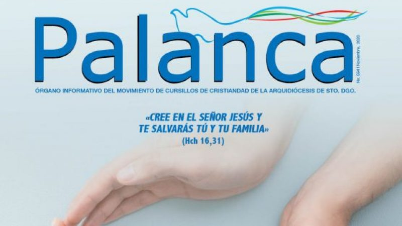 REVISTA PALANCA MES DE NOVIEMBRe 2020